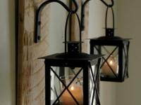 Beautiful focal point to any rustic dcor room. Black
