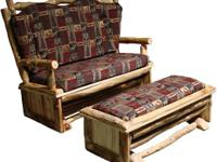 Visit our Rustic Showroom at Rustic Log Furniture and