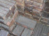 Type: ConstructionRustic Paver Bricks From Early