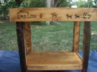 Quot Rustic Quot Custom Made Solid Oak Furniture For Sale In