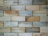 NEW TO OUR RUSTIX WOODBRIX WOODEN WALL TILE