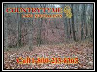 44 wooded acres in northern Meigs County on New Lima