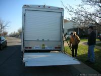 This unit has extremely Low miles! A 2006 GMC Diesel,