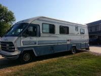 This 1990 Holiday Rambler has just 10,970 original