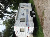 2001 20' rv camper for rent. Price is 60.00 per night.