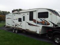 I am renting my 2011 Copper Canyon Camper for all Penn