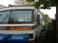 $3800 rv -(noblesville)  1986 Chevy Allegro RV
