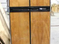 Used Norcold Inc. Refrigerator Condition: Used With Ice
