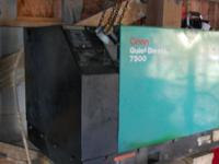 ONAN QUIET DIESEL 7500W unit in excellent disorder 418