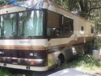 For Sale, 1994 Safari Ivory Edition 37M motor home