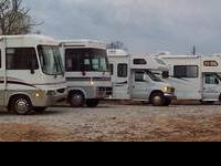 RENT AN RV this FOOTBALL SEASON from Southern Cruzin RV