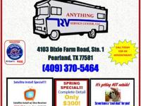 Anything RV Package Facility, LLC. NOW OPEN FOR COMPANY