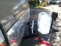 Secure your RV batteries whether your trailer is in