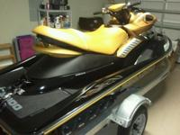 2006 Seadoo RXP. Adult had. Garage kept. less than 65
