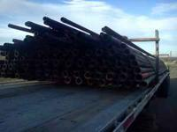 Good clean oil field pipe for sale. Please call High
