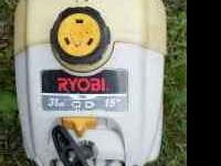 - Ryobi Trimmer - Plus Roto Tiller Attachment - call