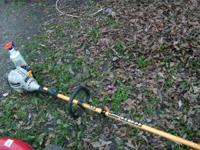 Ryobi straight shaft weedeater, cash only sale contact