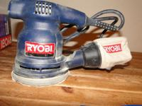 This is a wonderful orbitol sander I utilized for my