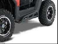 THESE ARE MATTE BLACK NERF BARS/ROCK SLIDERS THEY ARE