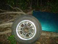 S10/15 rally wheel,good condition.$35.00  Location: