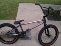 I am selling my S&M ATF Raw BMX Bike . $800 OBO. This