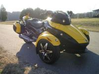 Can-Am is a motorcycle production Division of BRP,