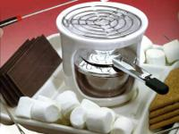 DELUXE S'Mores Maker by Roshco.  Has 10 pieces,
