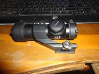 S.P.O.T. 3moa red dot on cantilever mout  purchased for