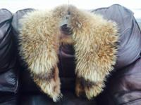 Vintage Fur Stole from Pre-War Era.  Fur type not sure,