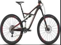 This is the new 2015 Enduro 29er. I got it in Early