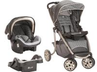 Stroll around in style and comfort with the Aerolite