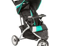 The S1 by Safety 1st Trivecta Stroller in Emerald is