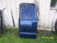 DOOR OFF A 2ND GEN S10 125 / obo  Location: DEALE