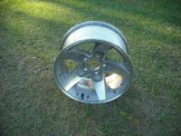 ALL 4 CHEVY S10 EXTREME ZQ8 RIMS ONLY, NO CENTER CAPS,