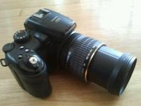 1 owner FujiFilm S9100 Digital SLR Camera. Good shape,