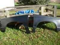 FRONT FENDERS FOR 1987 CHEVROLET S 10 PICKUP OR