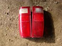 2 Sets of Chevy S10 tail light covers. Good condition