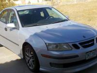 2003 Saab 93 Vector 4 Cylinder Turbo Automatic.