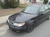 2000 Saab Gary Fisher 9-5 Wagon The car would be in