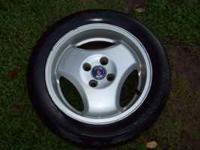 up for sale are three saab rims 50$ each OBO. call or