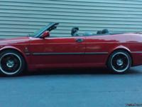 2001 Saab Viggen Convertable. 132K, Maryland Inspected
