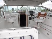 NEW CENTRAL Sabre Yachts classic 36 Express MKII is