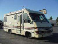 1989 Honey LX P30 Class A Coach Motor home, 29 FEET