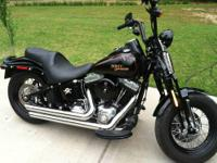 "'09 Harley Davidson ""Crossbones""- keyless ignition,"