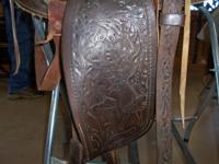 Stelzig saddle. Rare.  or  If interested e-mail or call