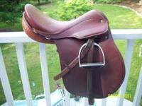 Corbette Hunt/Jump saddle in excellent condition.