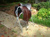 Saddle Simco Buena Vista Plantation Horse Saddle and