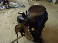 Saddle Stackers Saddle Rack.. Beautiful Big presence in