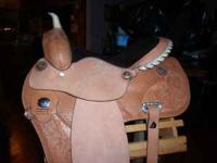 "I have the following Saddles for Sale: 14"" Youth Show"
