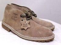 Safari boots, mens size 11never worn(new), real leather